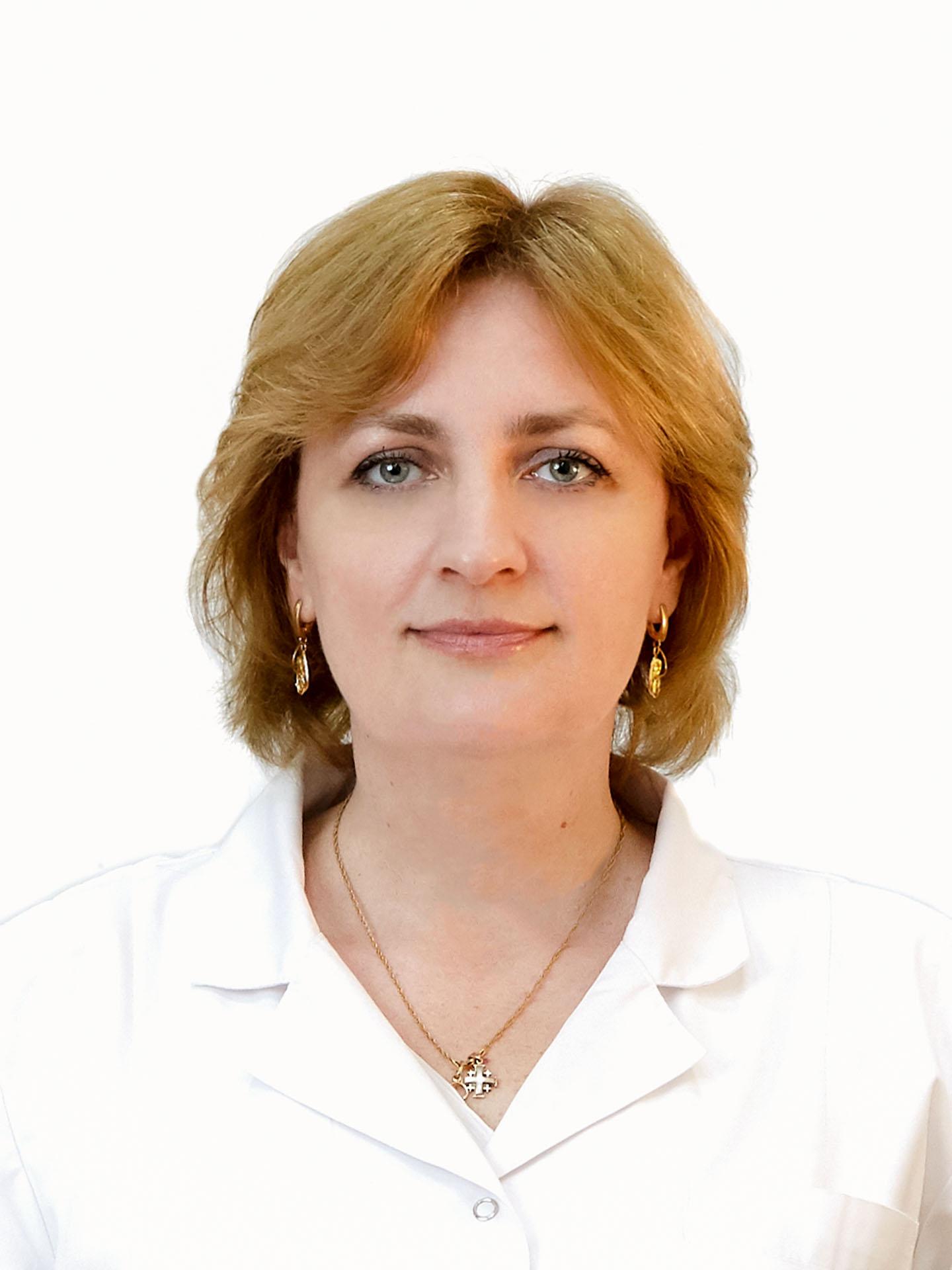 Глоба Оксана Валерьевна