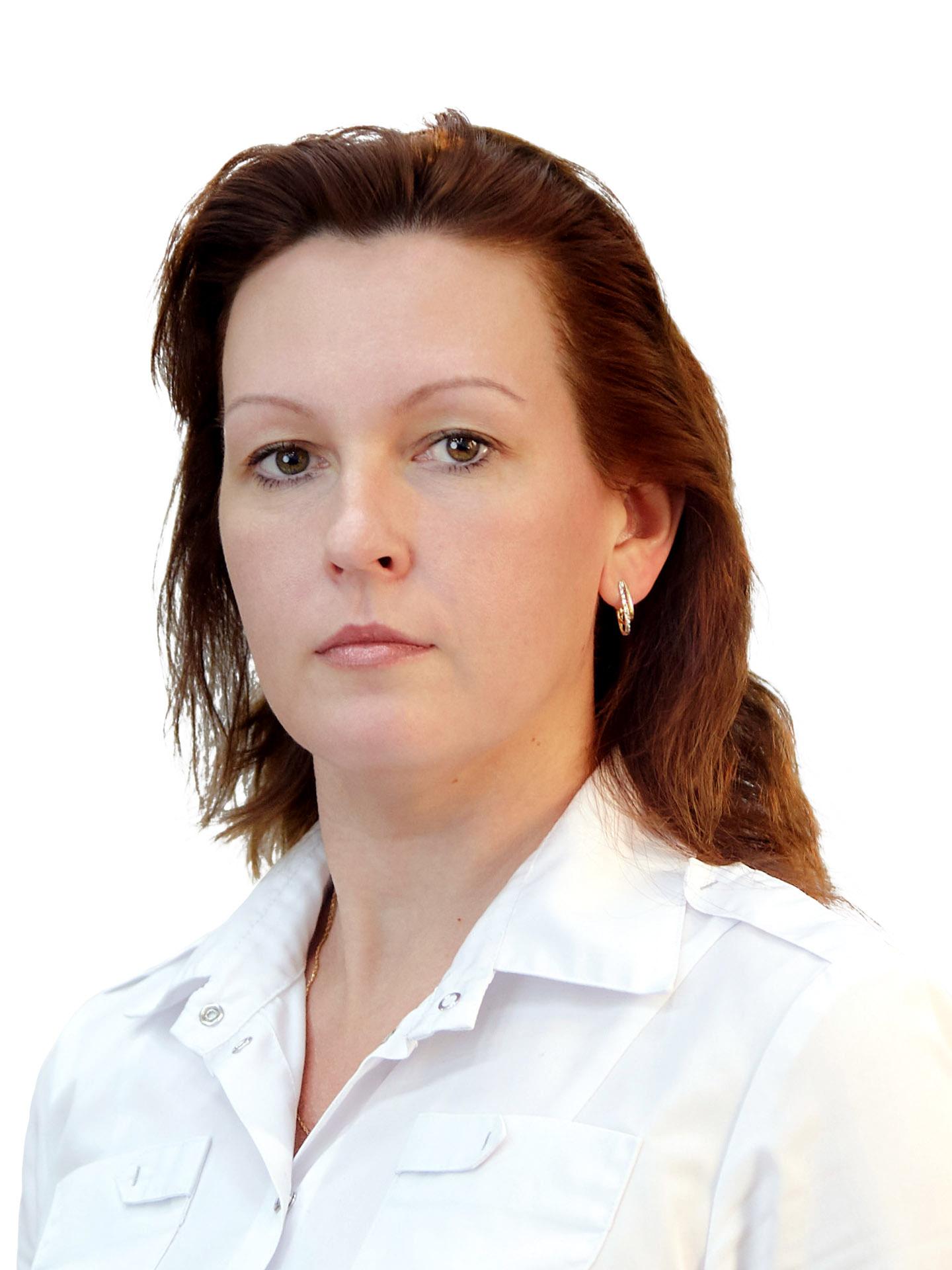 Измайлова Марина Васильевна