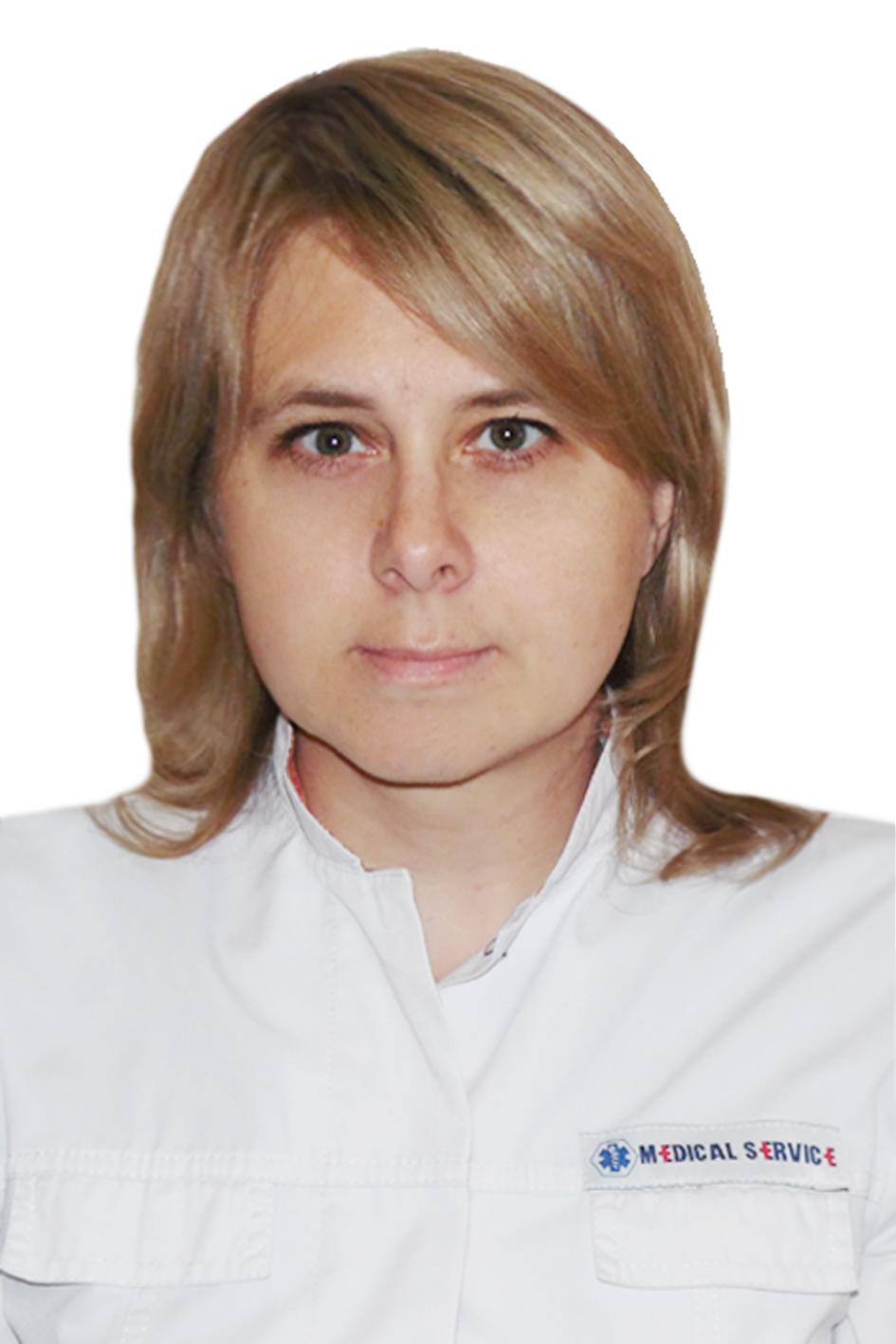 Когут Юлия Геннадиевна