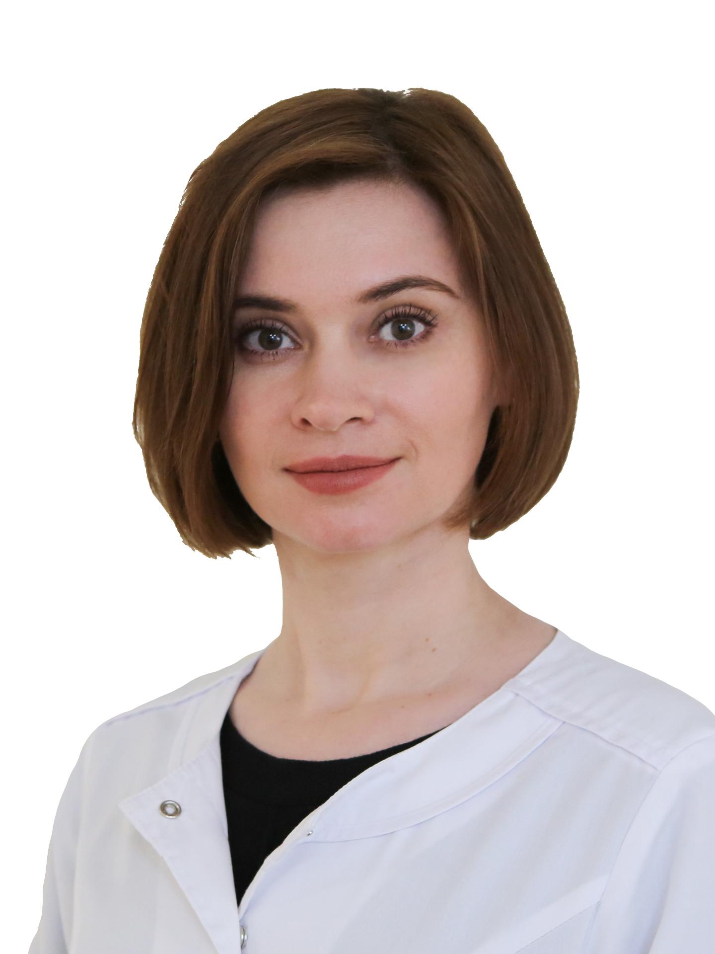 Егоренкова Ольга Сергеевна
